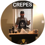 caterign crepes